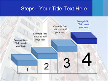 Apartment building. New house. Real Estate. PowerPoint Template - Slide 64