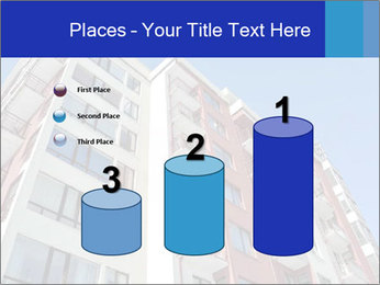 Apartment building. New house. Real Estate. PowerPoint Template - Slide 65