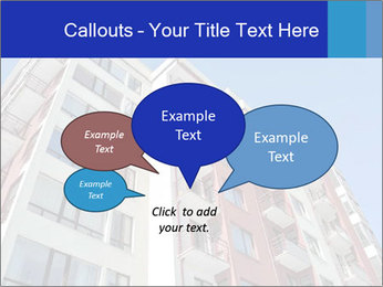 Apartment building. New house. Real Estate. PowerPoint Template - Slide 73
