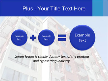 Apartment building. New house. Real Estate. PowerPoint Template - Slide 75