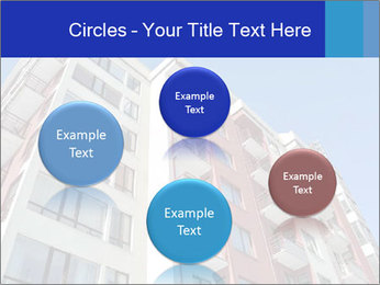 Apartment building. New house. Real Estate. PowerPoint Template - Slide 77