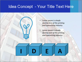 Apartment building. New house. Real Estate. PowerPoint Template - Slide 80