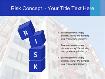Apartment building. New house. Real Estate. PowerPoint Template - Slide 81