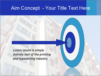 Apartment building. New house. Real Estate. PowerPoint Template - Slide 83