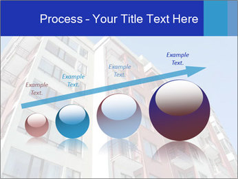 Apartment building. New house. Real Estate. PowerPoint Template - Slide 87