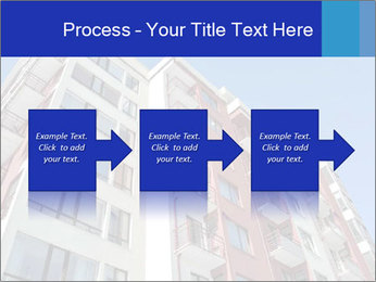 Apartment building. New house. Real Estate. PowerPoint Template - Slide 88