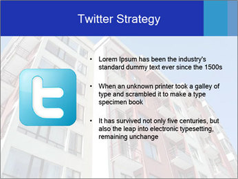 Apartment building. New house. Real Estate. PowerPoint Template - Slide 9
