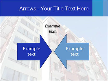 Apartment building. New house. Real Estate. PowerPoint Template - Slide 90