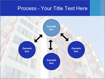 Apartment building. New house. Real Estate. PowerPoint Template - Slide 91