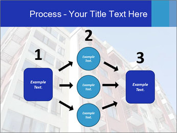 Apartment building. New house. Real Estate. PowerPoint Template - Slide 92
