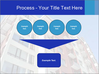 Apartment building. New house. Real Estate. PowerPoint Template - Slide 93