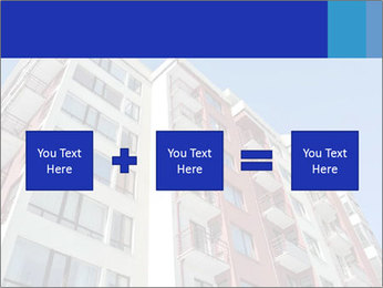 Apartment building. New house. Real Estate. PowerPoint Template - Slide 95