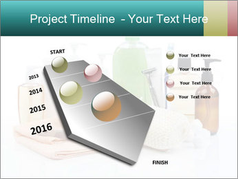 Assorted personal hygiene products PowerPoint Template - Slide 26