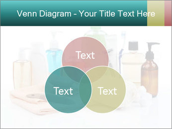 Assorted personal hygiene products PowerPoint Template - Slide 33
