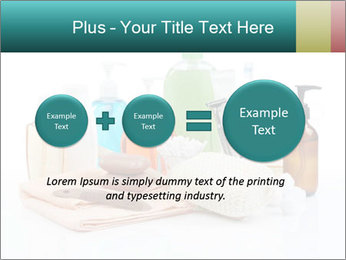 Assorted personal hygiene products PowerPoint Template - Slide 75