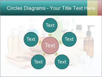 Assorted personal hygiene products PowerPoint Template - Slide 78