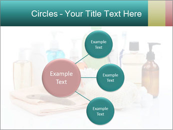 Assorted personal hygiene products PowerPoint Template - Slide 79