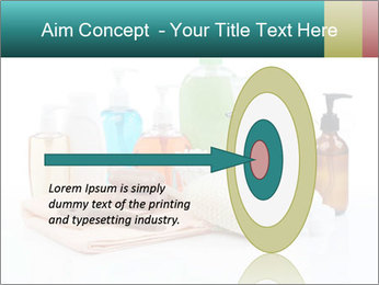Assorted personal hygiene products PowerPoint Template - Slide 83