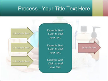 Assorted personal hygiene products PowerPoint Template - Slide 85
