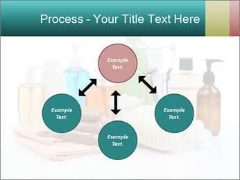 Assorted personal hygiene products PowerPoint Template - Slide 91