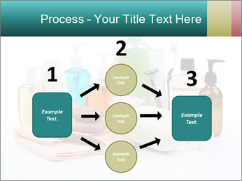 Assorted personal hygiene products PowerPoint Template - Slide 92