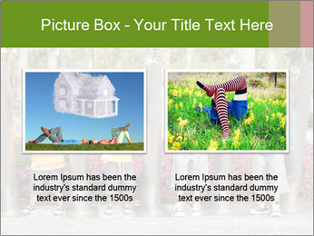 Four brothers in the park PowerPoint Template - Slide 18