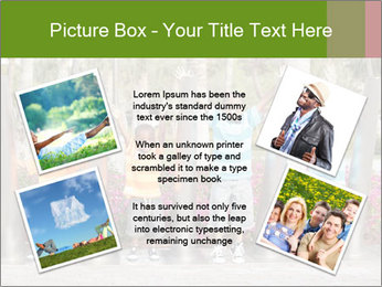 Four brothers in the park PowerPoint Template - Slide 24