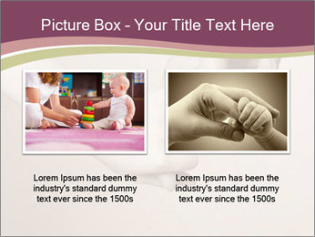 Hand together love family sign PowerPoint Template - Slide 18