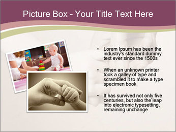 Hand together love family sign PowerPoint Template - Slide 20