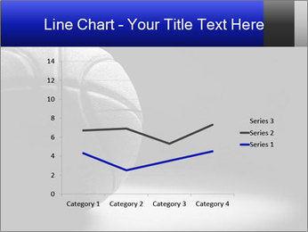 White Basket Ball PowerPoint Template - Slide 54