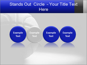 White Basket Ball PowerPoint Template - Slide 76