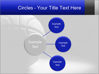 White Basket Ball PowerPoint Template - Slide 79