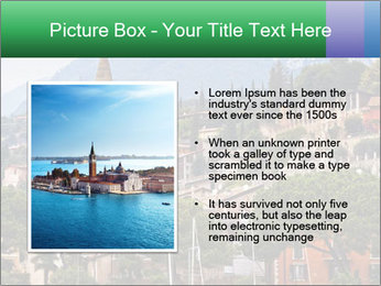 By Lake Garda, Italy PowerPoint Templates - Slide 13