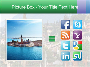 By Lake Garda, Italy PowerPoint Template - Slide 21