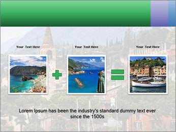 By Lake Garda, Italy PowerPoint Templates - Slide 22