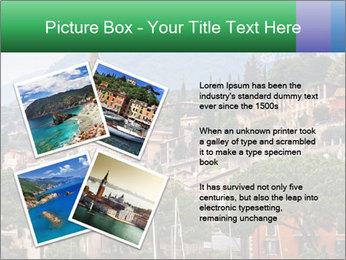 By Lake Garda, Italy PowerPoint Templates - Slide 23