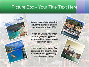By Lake Garda, Italy PowerPoint Template - Slide 24