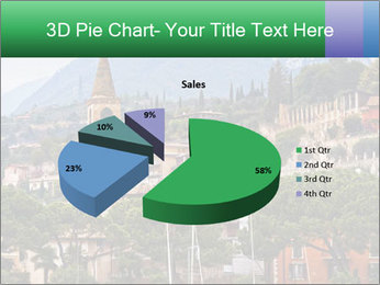 By Lake Garda, Italy PowerPoint Templates - Slide 35