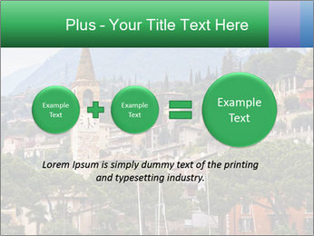 By Lake Garda, Italy PowerPoint Templates - Slide 75