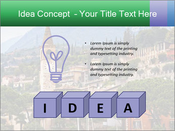 By Lake Garda, Italy PowerPoint Templates - Slide 80
