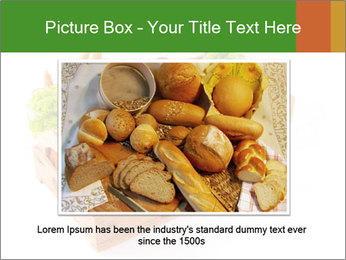 Wooden crate with a diversity of fresh vegetables PowerPoint Template - Slide 16
