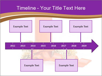 Candle PowerPoint Template - Slide 28