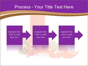 Candle PowerPoint Template - Slide 88