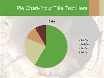 Furry Fox PowerPoint Template - Slide 36