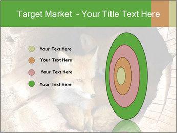 Furry Fox PowerPoint Template - Slide 84