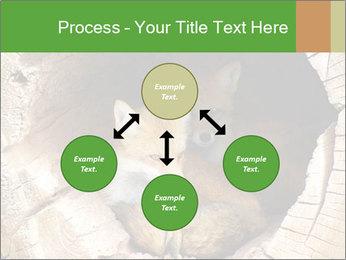 Furry Fox PowerPoint Template - Slide 91