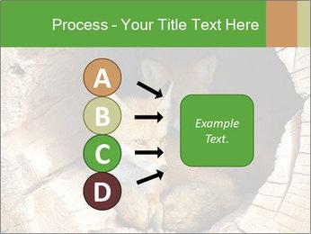 Furry Fox PowerPoint Template - Slide 94