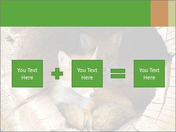 Furry Fox PowerPoint Templates - Slide 95
