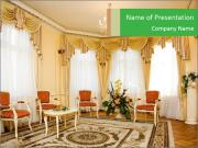 Wealthy Interior Design PowerPoint Template