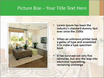 Wealthy Interior Design PowerPoint Template - Slide 13